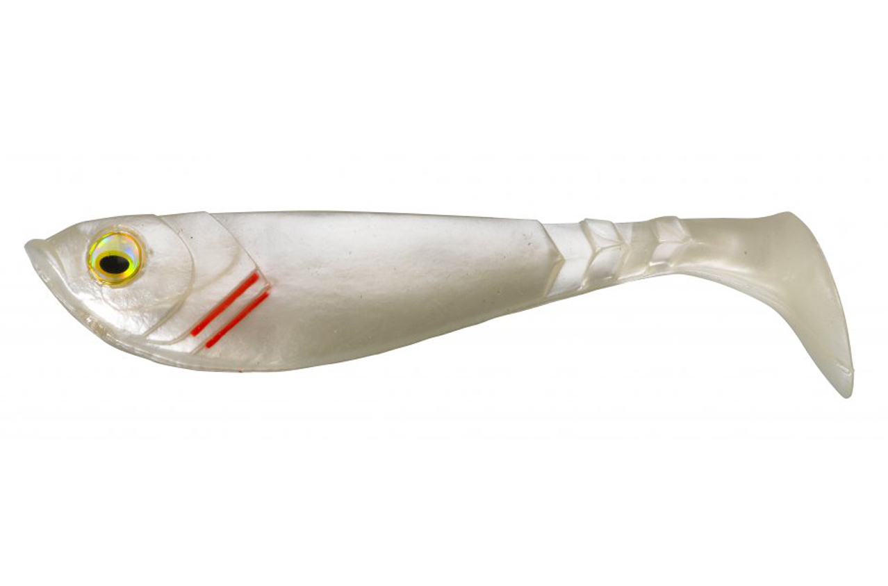 Berkley Powerbait Pulse Shad 8cm  Pearlwhite