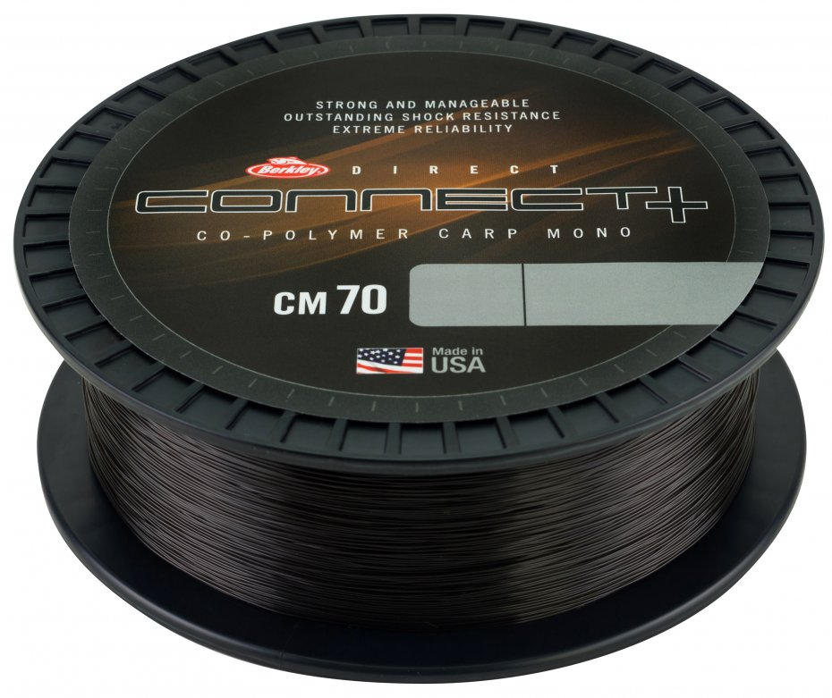 Berkley Econnect cm70 1000m 0.28mm Mudd Brown