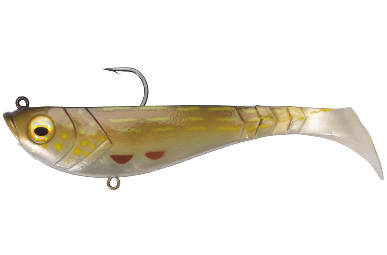 Berkley Pwb Prerigged Pulse Shad 11cm Pike