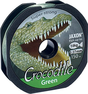 Jaxon Crocodile Green 0.25mm 150m