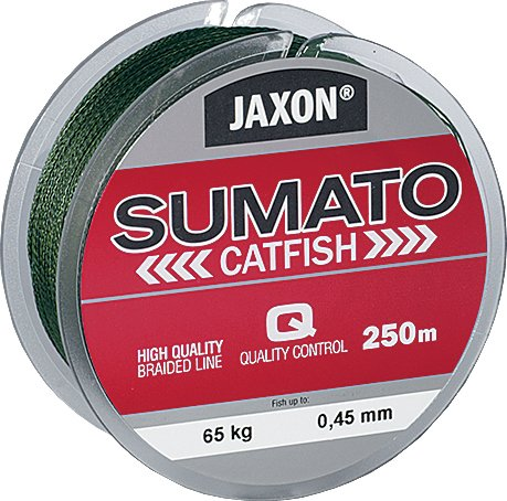 Jaxon Sumato Catfish 0.50mm 250m