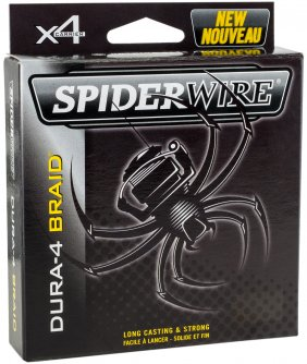 Spiderwire Dura 4 Yellow 150m 0.10mm
