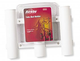Berkley Tube Rod Rack White
