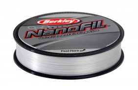 Berkley Nanofil 0.08 50m NEBEL-TRANSPARENT