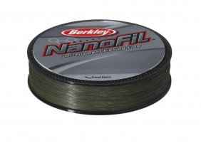 Berkley Nanofil 0.17 125m Lo-Vis Green