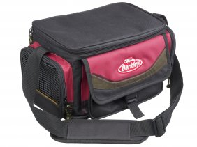 Berkley Bag Red-Black 4 Boxes