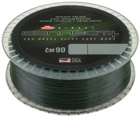 Berkley Econnect cm90 1200m 0.30mm Weedy Green