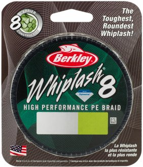 Berkley Whiplash 8 150m 0.06 Green