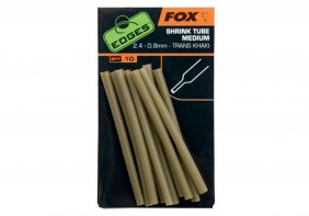 Fox Edges Shrink Tube S 1.8 - 0.7mm trans khaki