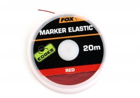 Edges Marker Elastic x 20m red
