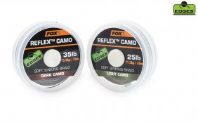 Fox Reflex Sinking Light Camo 15lb 20m