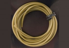 Fox Edges Anti-tangle Tube trans khaki 2m