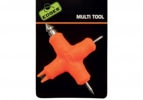 Fox Edges Micro Multi Tool orange