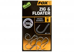 Fox Edges Armapoint Zig & Floater size 6