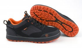 Fox black Orange  shoe size 10/44