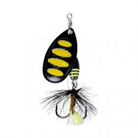 Savage Gear Rotex Spinner #3a 6g Black Bee