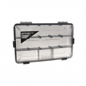 Effzett Waterproof Lure Case M