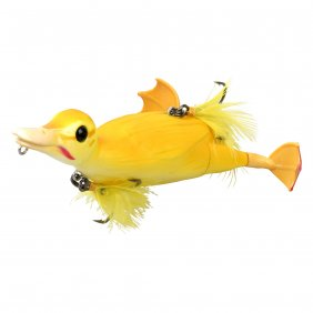 Savage Gear 3D Suicide Duck 15cm Yellow
