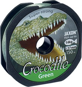 Jaxon Crocodile Green 0.22mm 150m