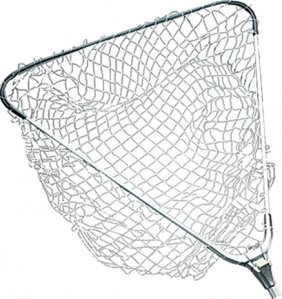Jaxon Metal Safe Nylon Net 300cm 25mm