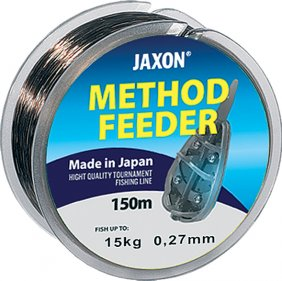 Jaxon Method Feeder 0.18mm 150m