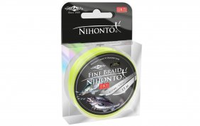 Mikado Nihonto Fine Braid 0.06 Yellow 15m