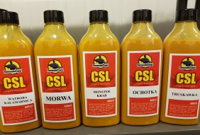 CSL 400 ML Czosnek 400ml