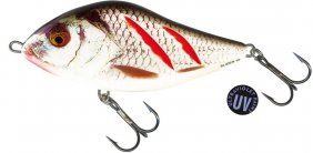 Slider Wounded Real Grey Shiner/Uv Si 7cm