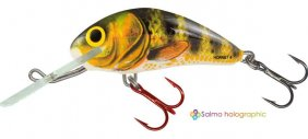 Salmo Hornet Real Identity Perch Sink 4cm