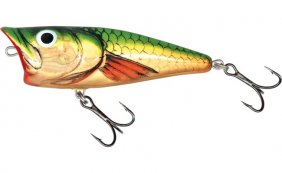 Pop Gold Metallic Shiner Fl 6cm