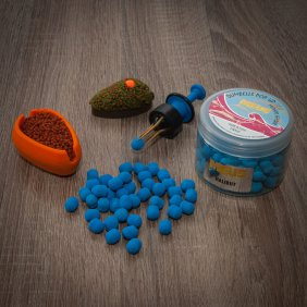 Meus Dumbels fluo pop up halibut 100ml