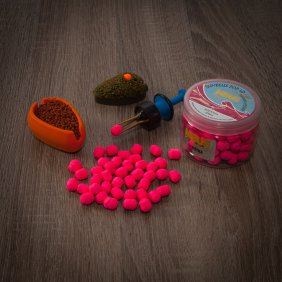 Meus Dumbels fluo pop up ochotka 100ml