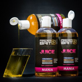 Feeder Bait Juice Mania - Landrynka, Ser 250ml