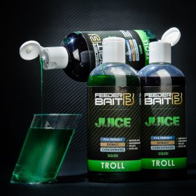 Feeder Bait Juice Troll - Squid 250ml