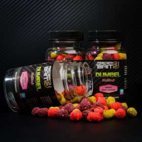 Feeder Bait Dumbells Halibut 50g