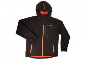 Fox Black Orange Shofshell Jacket L