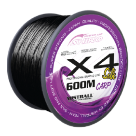 Shiro Bl Black Carp 600M 0.23Mm