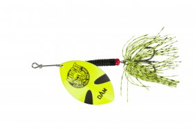 Big Blade Spinner 55g Fluo Yellow