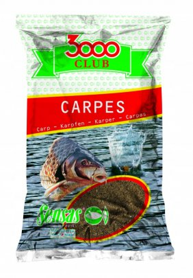 3000 Club Carpes Rouge 1kg