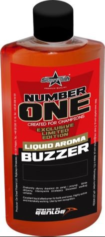 Number One Buzzer halibut 250ml