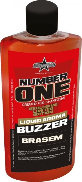 Number One Buzzer brasem 250ml