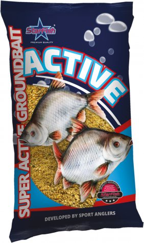 Active Groundbait Płoć 0.65kg