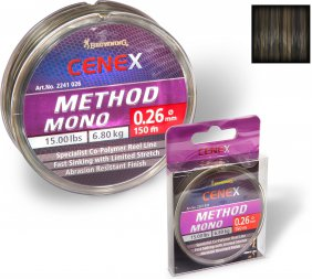 Cenex Method 0.22mm 150m kamuflaz