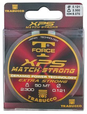 TF XPS Match Strong 0.14mm 50m