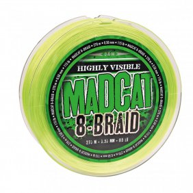 PLECIONKA MADCAT 8-BRAID 270M 300YD 0.35MM