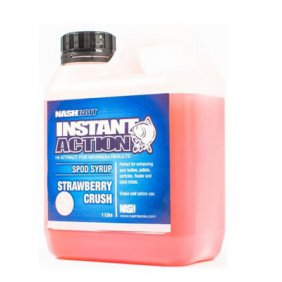 Booster STRAWBERRY CRUSH SPOD SYRUP 1L