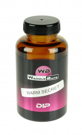 Warmuz Baits Warm Secret 150ml