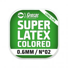 Guma Sensas Super Latex Colored 1.6mm