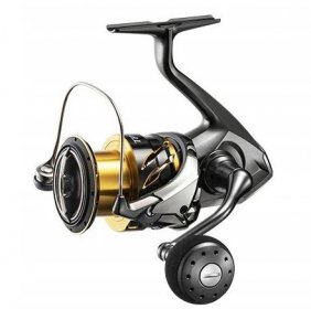 Kołowrotek Shimano Twin Power 4000 PG FD
