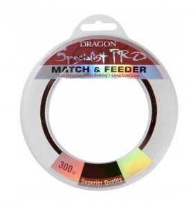 Żyłka Dragon Match & Feeder 300m 0,18mm